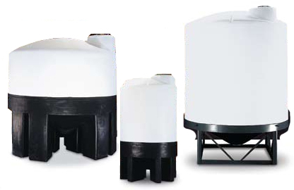Find Out More About Plastic Cone Bottom Tanks