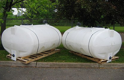 Find Out More About Plastic Elliptical Tanks