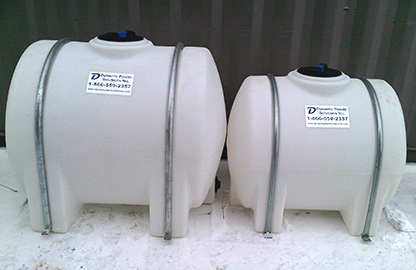 Find Out More About Plastic Horizontal Leg Tanks