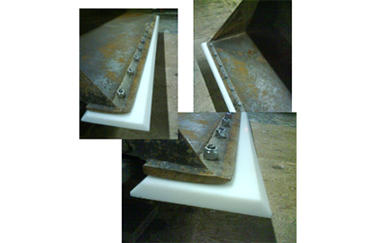 Poly Plow Edge